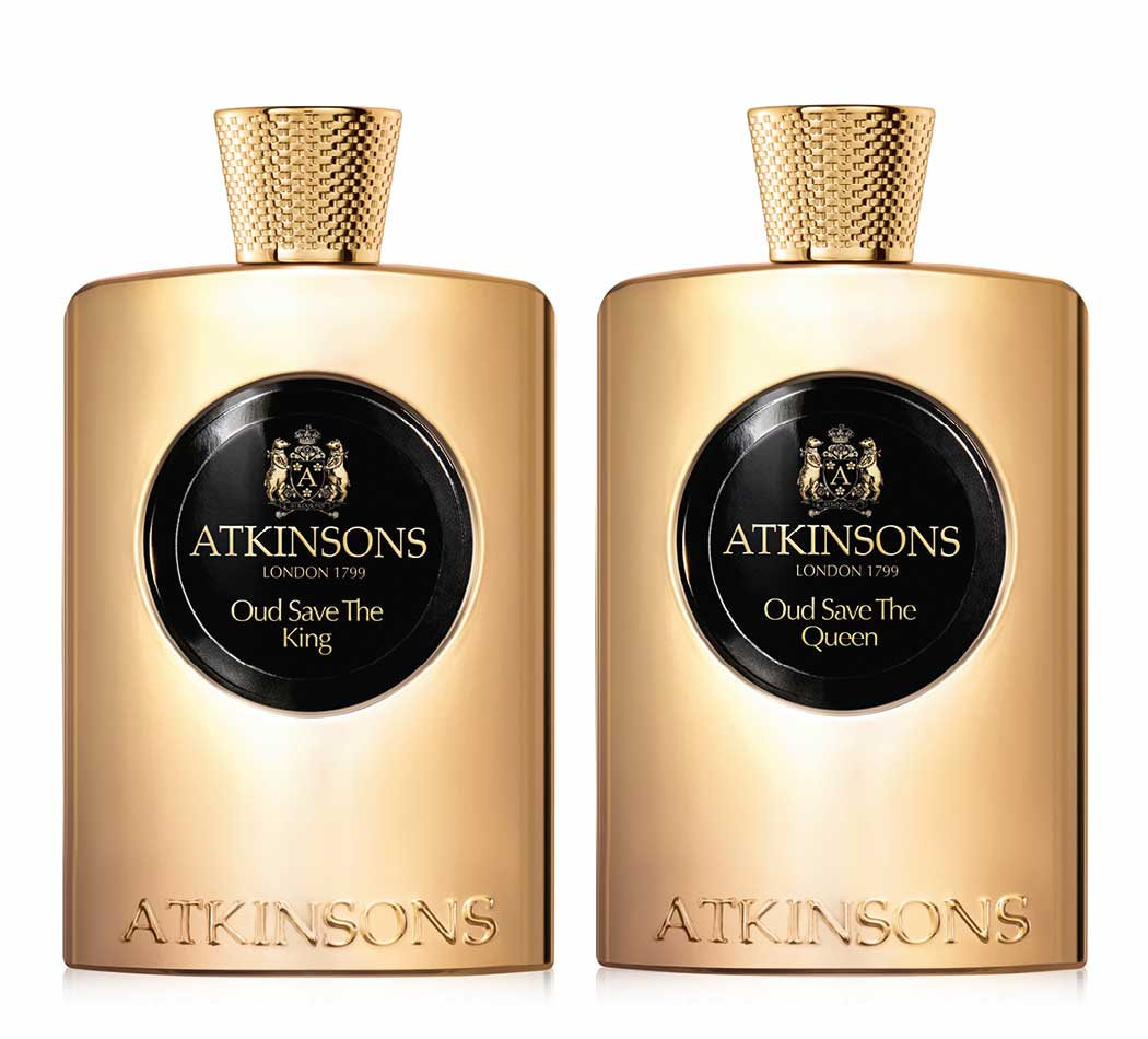 Atkinsons Oud Save The King and Oud Save The Queen
