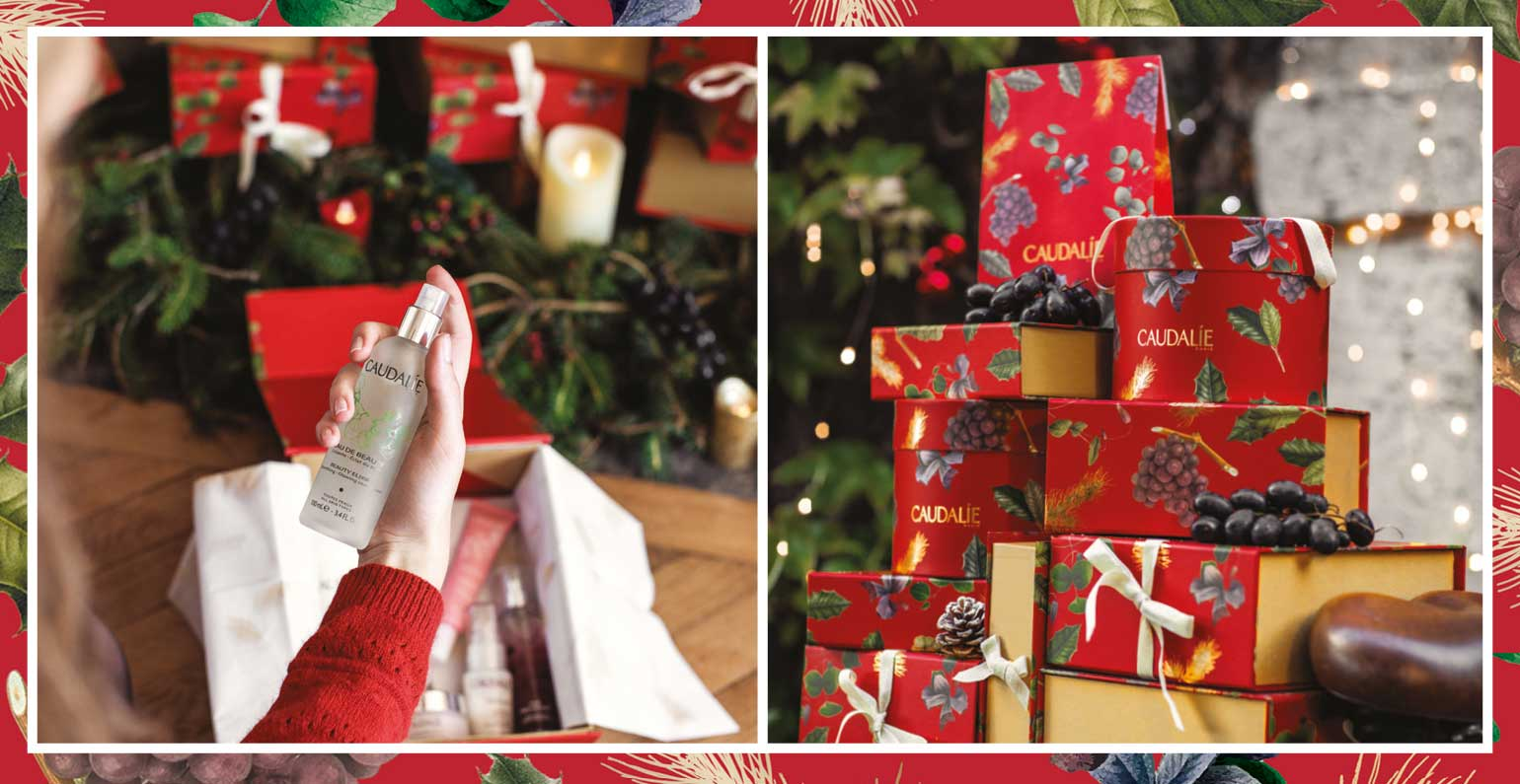 Give yourself some time this winter with Caudalie's Christmas Event