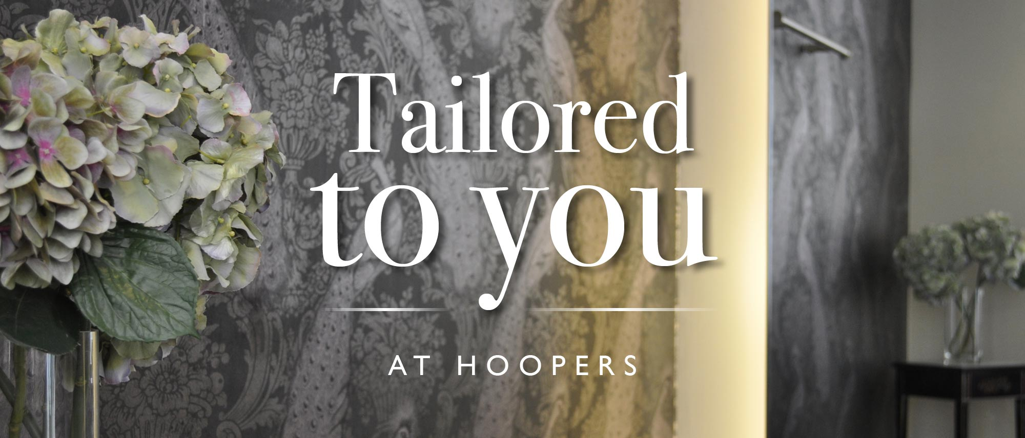 Fashion tailored to you at Hoopers