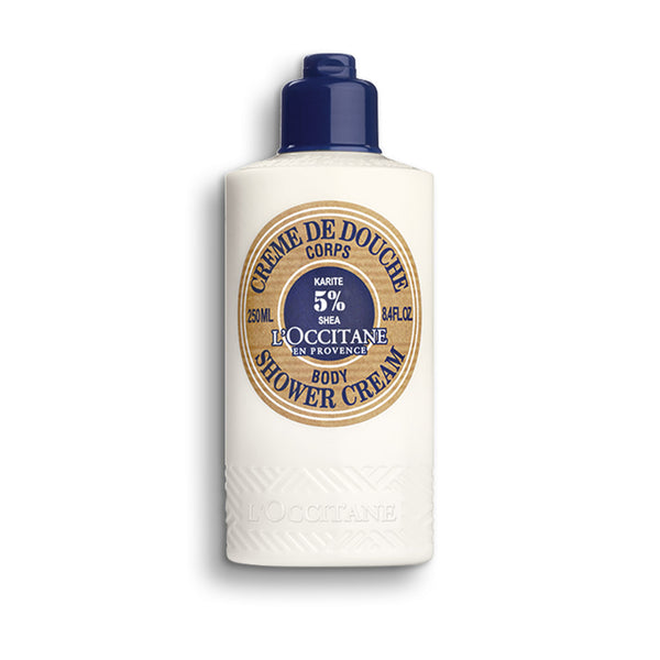 L'Occitane Shea Butter Shower Cream 250ml