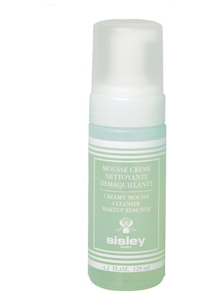 Sisley Creamy Mousse Cleanser Make-Up Remover 125ml