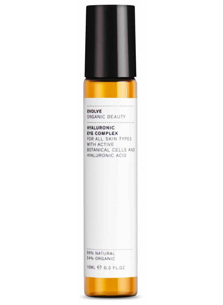 Evolve Organic Beauty Hyaluronic Eye Complex 10ml