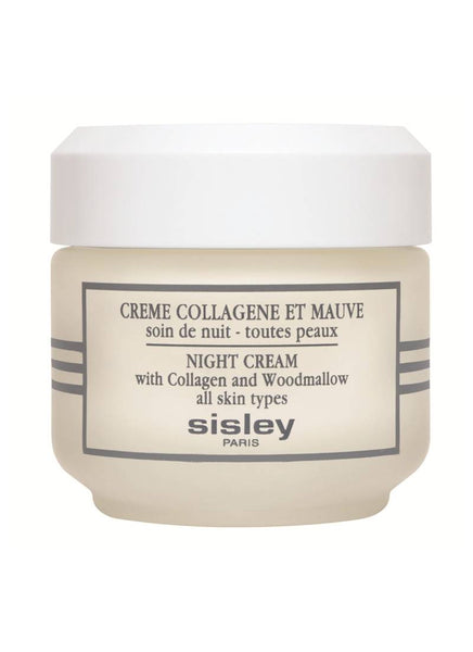 Sisley Night Cream with Collagen and Woodmallow 50ml