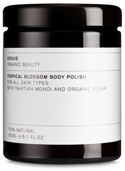 Evolve Organic Beauty Tropical Blossom Body Polish 180ml