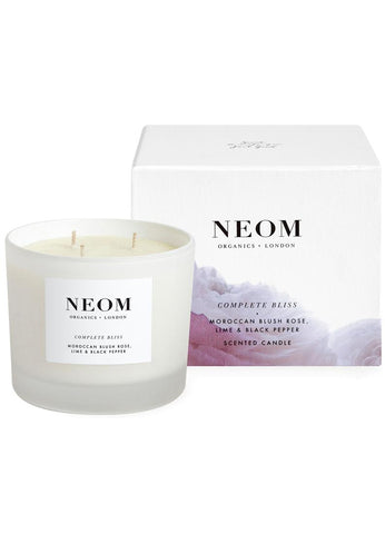Neom Complete Bliss Luxury Candle