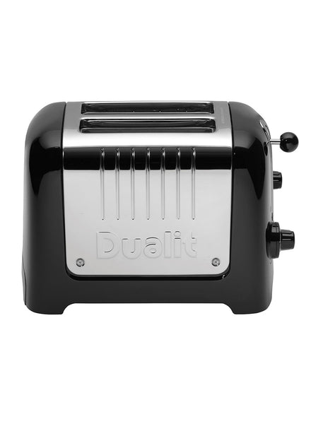 Dualit Lite 2 Slot Toaster In Black