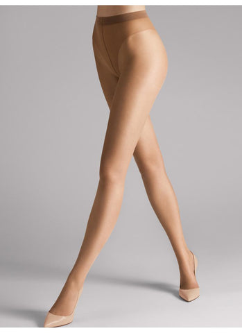 Wolford Tights Luxe 9 Nearly Black