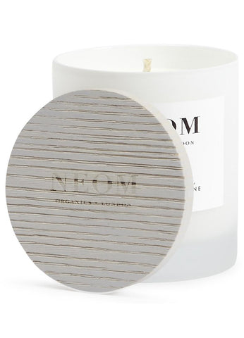 Neom Standard Candle Wooden Candle Cap