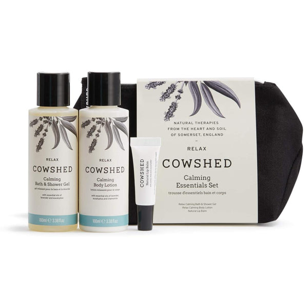 Cowshed Relax Calming Essentials Kit