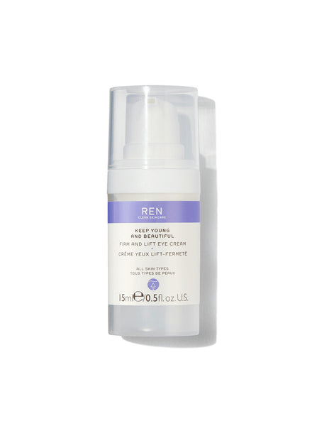 REN Keep Young And Beautiful™ Firm & Lift Eye Cream 15ml