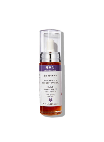 REN Bio Retinoid™ Anti-Wrinkle Concentrate Oil 30ml