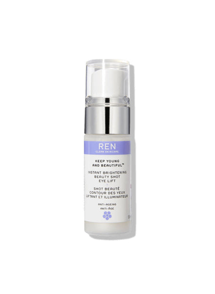REN Keep Young And Beautiful™ Instant Brightening Beauty Shot Eye Lift 15ml