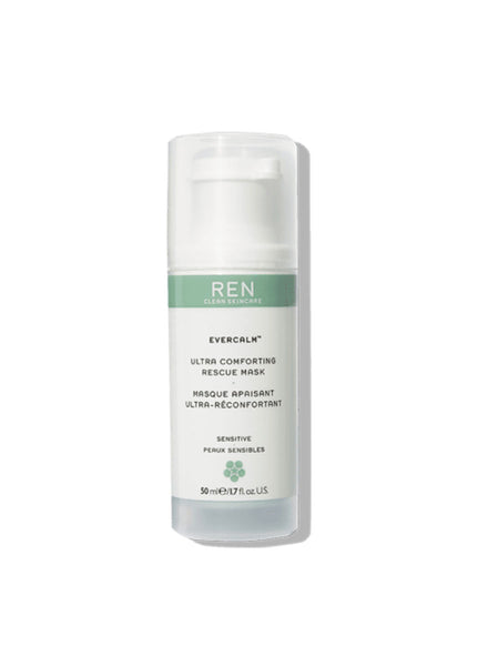 REN Evercalm™ Ultra Comforting Rescue Mask 50ml