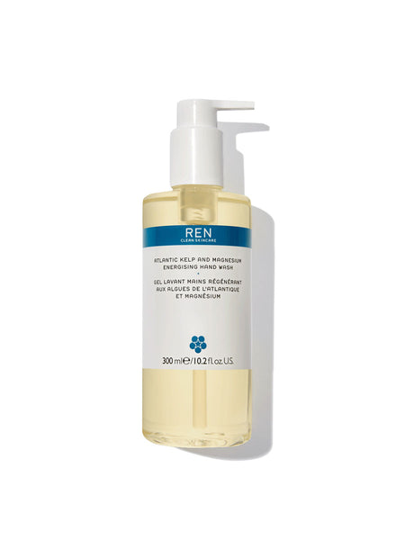 REN Atlantic Kelp & Magnesium Anti-Fatigue Hand Wash 300ml