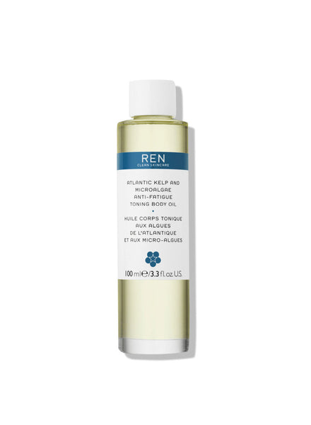 REN Atlantic Kelp & Microalgae Anti-Fatigue Toning Body Oil 100ml
