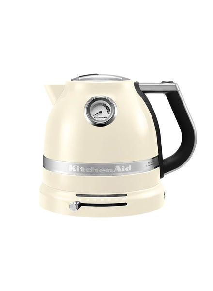 KitchenAid Artisan 1.5L Kettle in Almond Cream