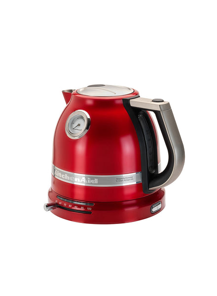 KitchenAid Artisan 1.5L Kettle in Candy Apple