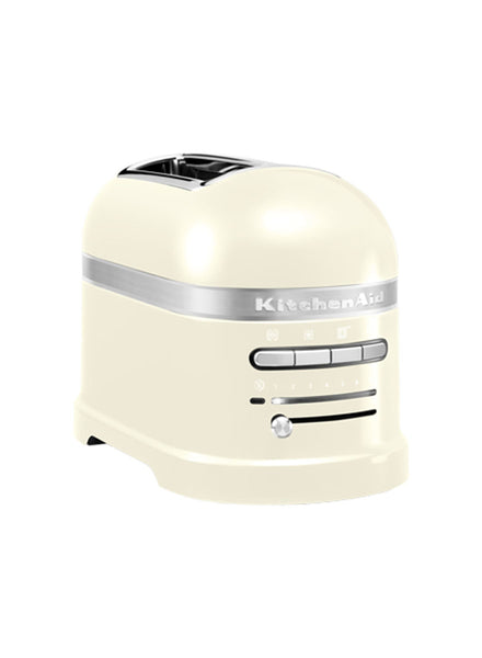 KitchenAid Artisan 2 Slot Toaster in Almond Cream