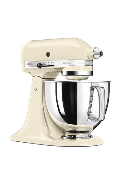 KitchenAid 4.8L Artisan Stand Mixer in Almond Cream
