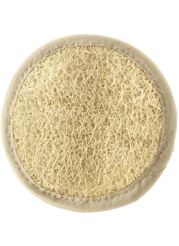 Hydrea London Egyptian Loofah Face Pad