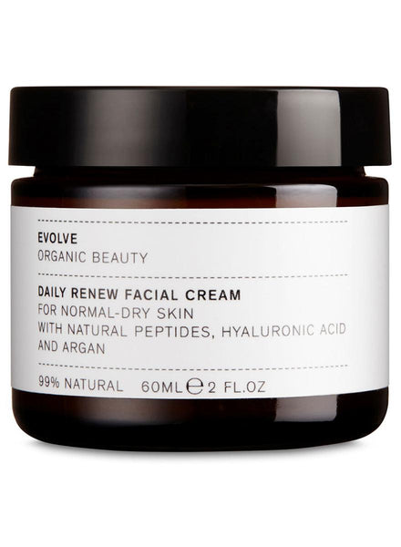 Evolve Organic Beauty Daily Renewal Face Cream 60ml
