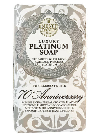 Nesti Dante Platinum 70th Anniversary Soap