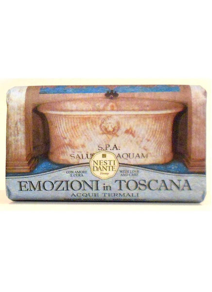 Nesti Dante Emozioni in Toscana Thermal Springs Soap
