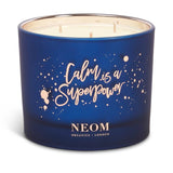 Neom Christmas Wish 3 Wick Scented Candle