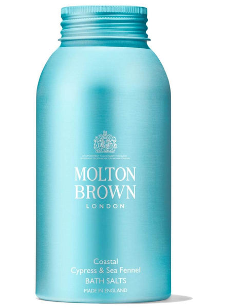Molton Brown Coastal Cypress & Sea Fennel Bath Salts 300ml