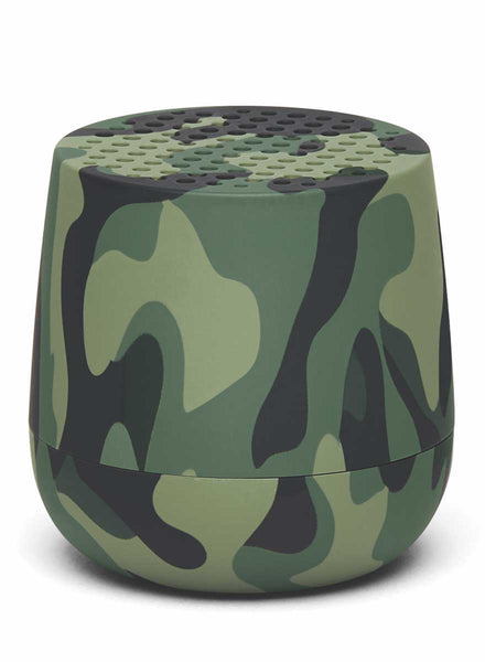 Lexon MINO Bluetooth Speaker Camo Green