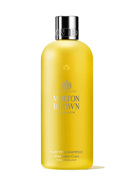 Molton Brown Purifying Shampoo with India Cress 300ml