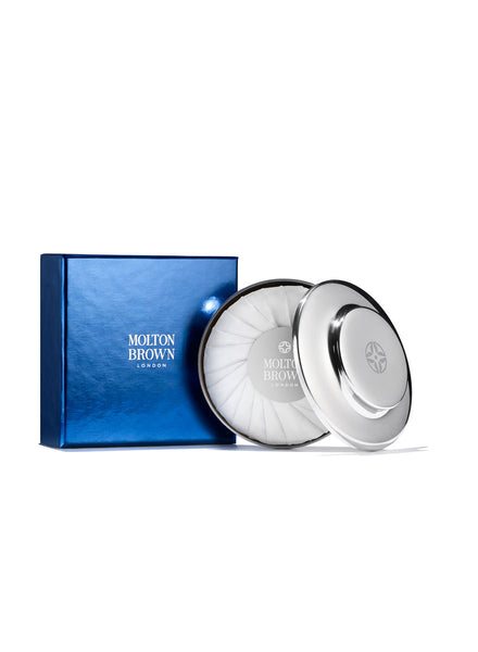 Molton Brown Moisture Rich Shaving Soap in a Bowl 100g
