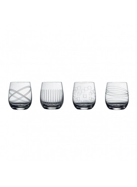 Royal Doulton Party Tumbler Set of 4