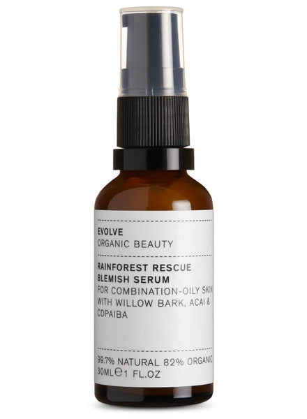 Evolve Organic Beauty Rainforest Blemish Rescue Serum 30ml
