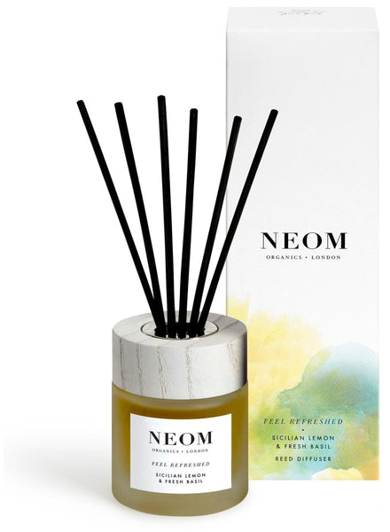 Neom Home Fragrance Collection Feel Refreshed
