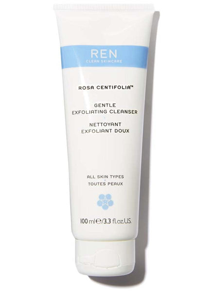 REN Rosa Centifolia™ Gentle Exfoliating Cleanser 100ml