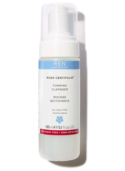 REN Rosa Centifolia™ Foaming Cleanser 150ml