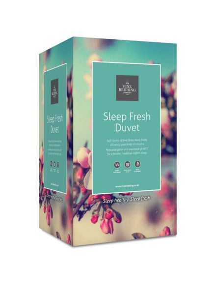 The Fine Bedding Company Sleep Fresh Duvet 10.5 Tog