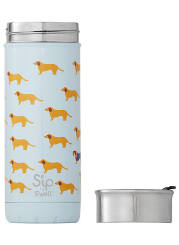 S'ip by S'well 16oz Travel Mug Super Dog