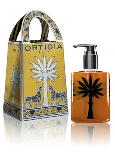 Ortigia Sicilia Zagara Liquid Soap 300ml