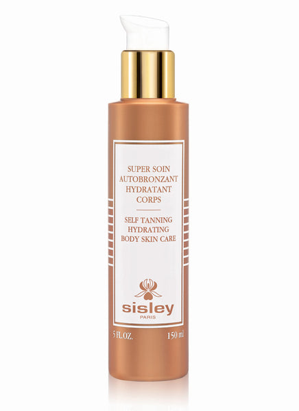 Sisley Self Tanning Hydrating Body Skincare 150ml