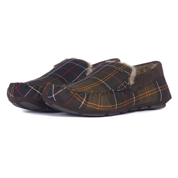 Barbour Monty Slipper - Classic