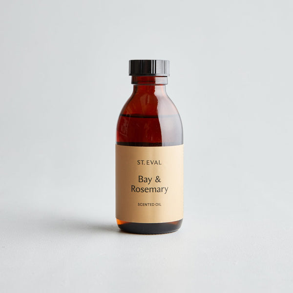 St. Eval Bay & Rosemary Reed Diffuser Refill