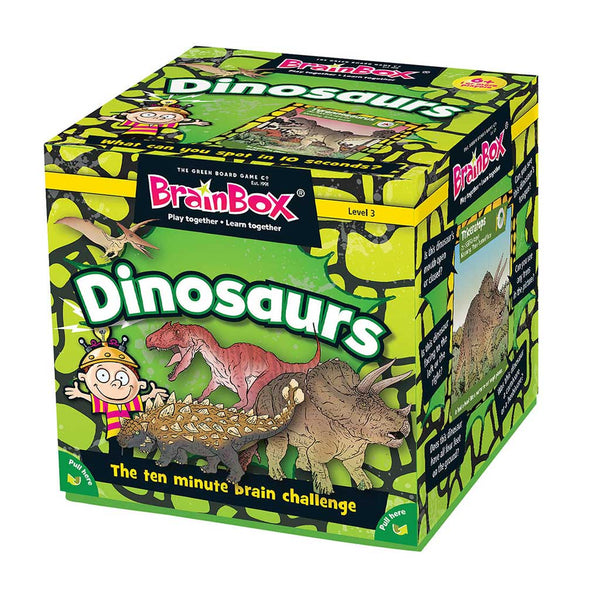 BrainBox Dinosaurs Junior