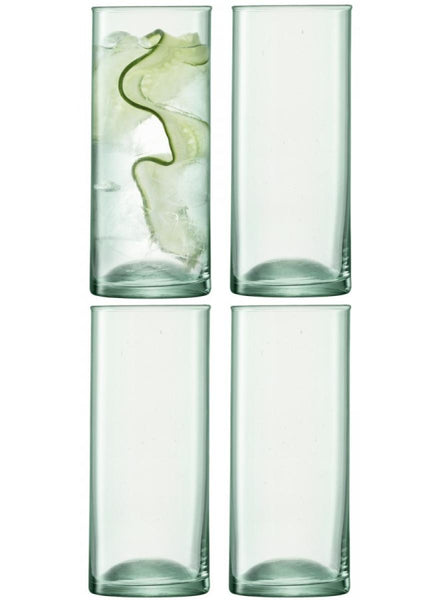 LSA Canopy Set of 4 Beer Glasses 520ml