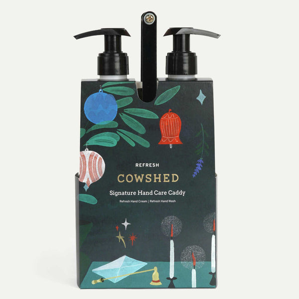Cowshed Refresh Hand Care Caddy