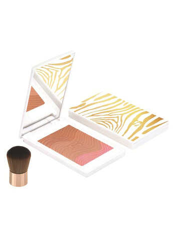 Sisley Phyto - Touche Sun Glow Powder Trio Honey Cinnamon