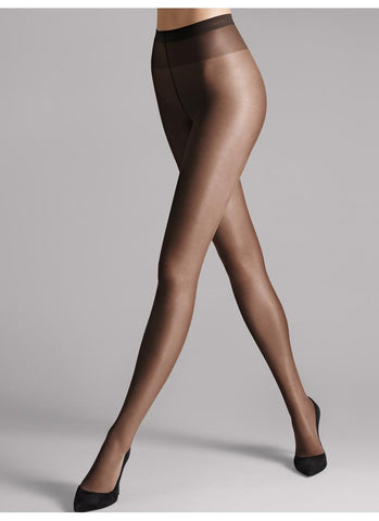 Wolford Tights Satin Touch 20 Nearly Black