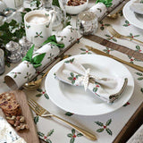 Sophie Allport Holly & Berry Placemats Set of 4