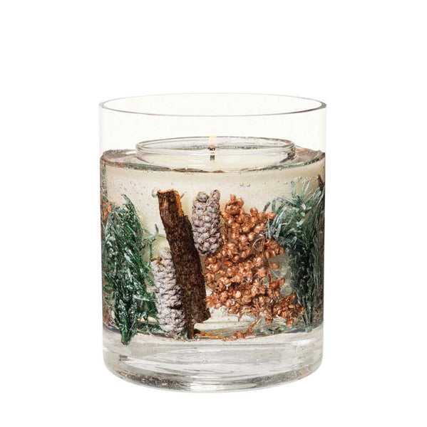 Stoneglow Juniper Berry & Cedar Natural Wax Vase